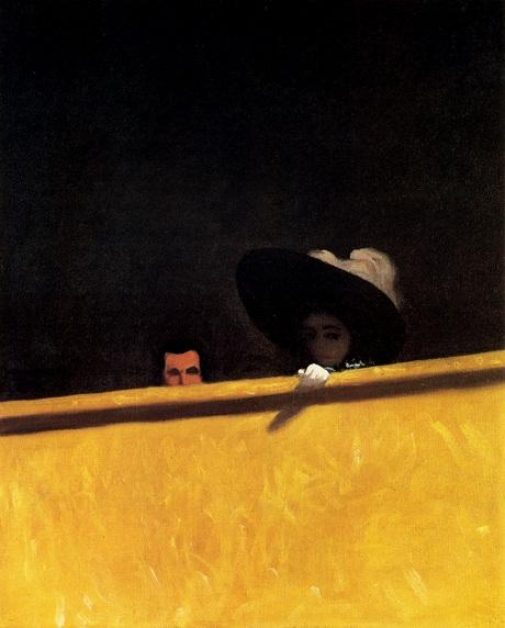 La-Loge-de-Théâtre-le-monsieur-et-la-dame-1909